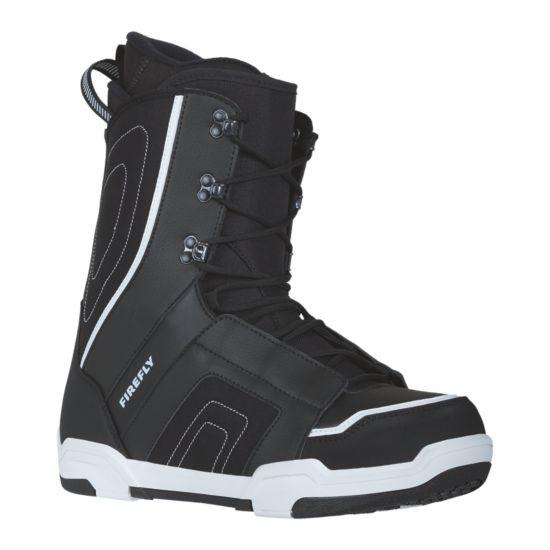 C30 Gladiator Snowboardstøvel BLACK/WHITE