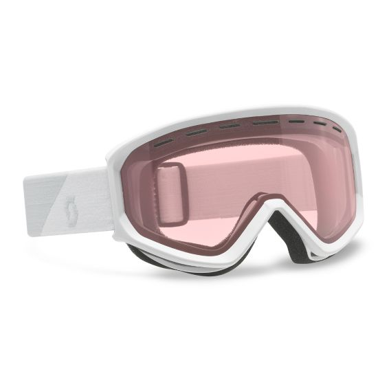 Goggle Asset Medium Alpinbrille WHITE