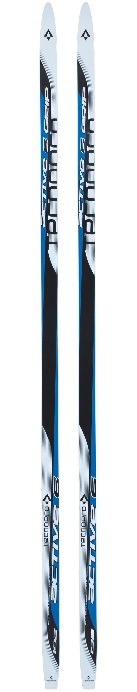 Active 6 Dual Grip NIS Smørefri WHITE/BLUE/BLK