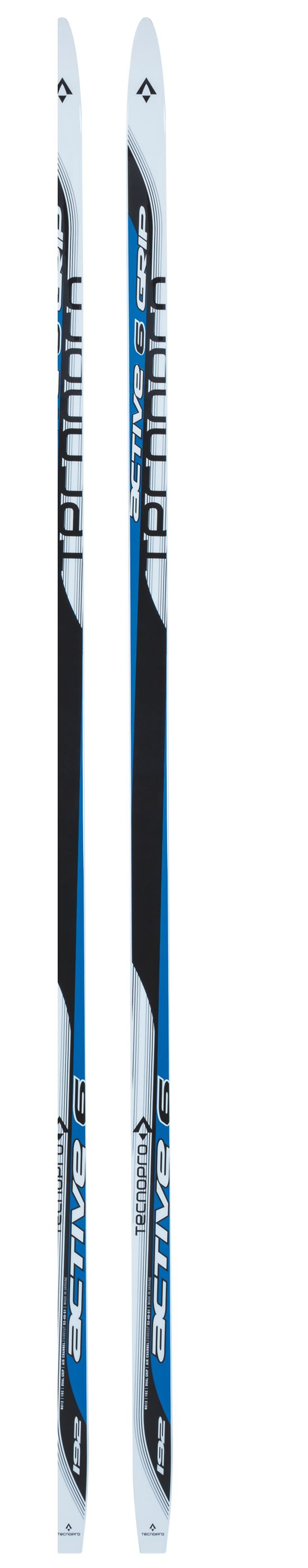 Active 6 Dual Grip NIS Smørefri WHITE/BLUE/BLK
