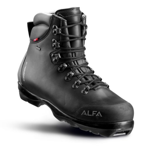 Quest Advance GTX fjellskisko BLACK