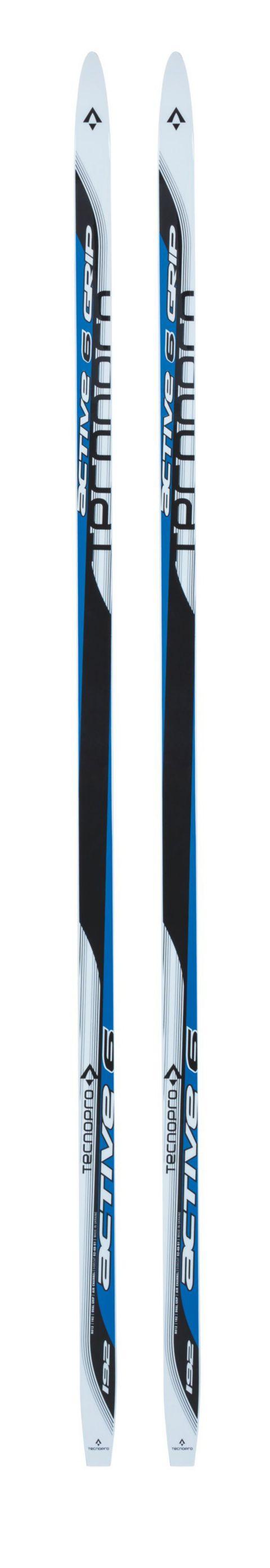 Active 6 Classic NIS langrennski WHITE/BLUE/BLK