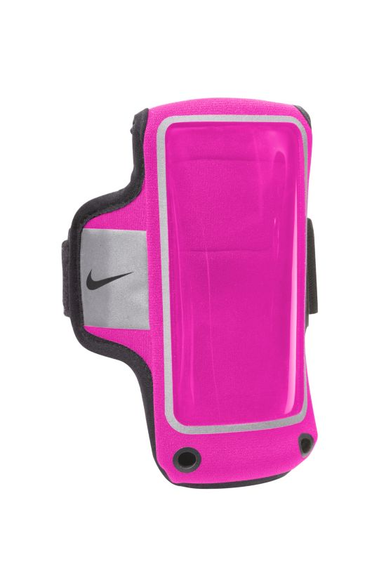 Lightweight Arm Band (Most Smartphones) PINK FORCE/BLAC
