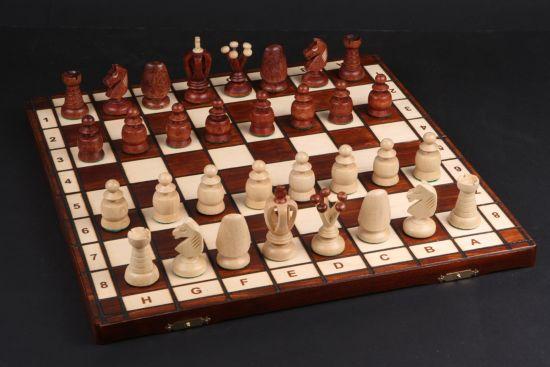 King sjakksett