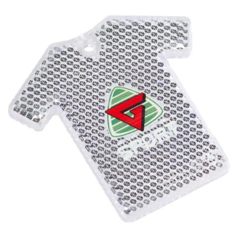 Hard Refleksbrikke - G-Sport Blank T-Shirt Mod 805