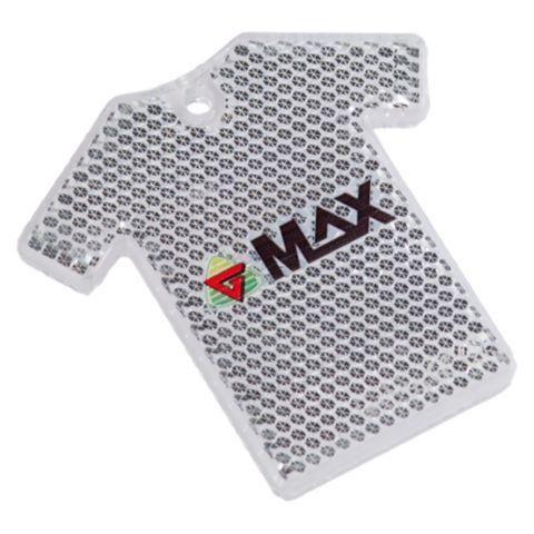Hard Refleksbrikke - G-Max Blank T-Shirt Mod 805