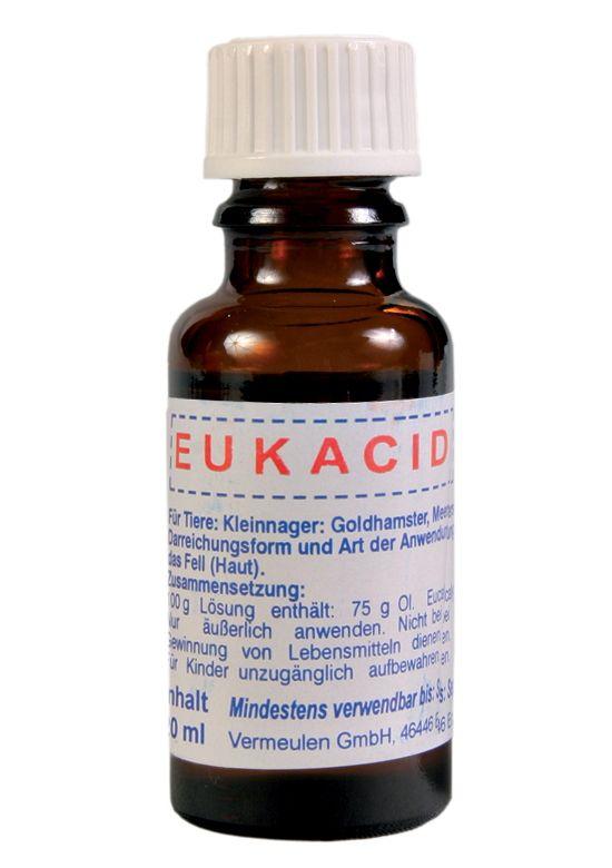 Flått-Dråper Eukacid 20Ml