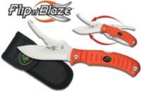 Foldekniv Flip-Blade Flå+Buk