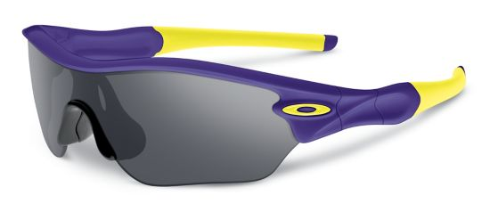 Radar Edge Royalty Purple/Black