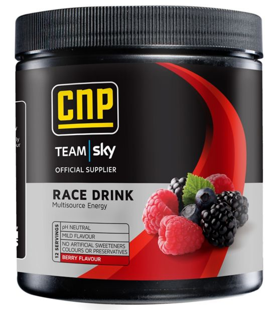 Elite Race Drink 264G Berry