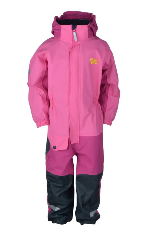 Furu 2.0 2-lags Parkdress Barn SHOCKING PINK