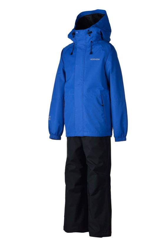Tuv 3.0 Regnsett Junior NAUTICAL BLUE