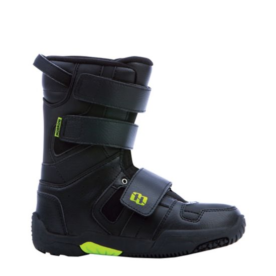Slick Back Snowboardstøvel BLACK