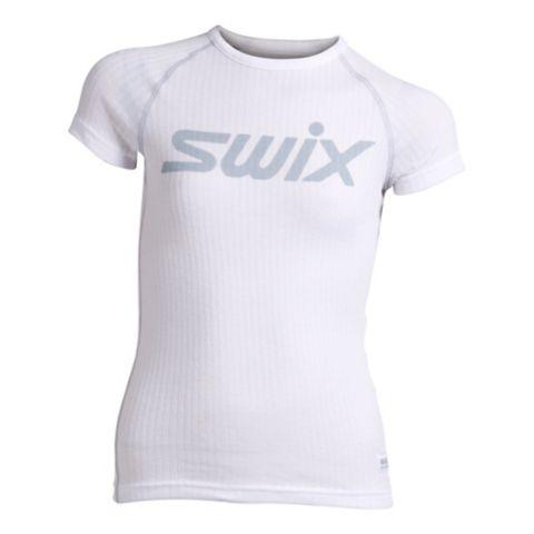 RaceX Bodyw kortermet superundertøyoverdel junior BRIGHT WHITE/ H