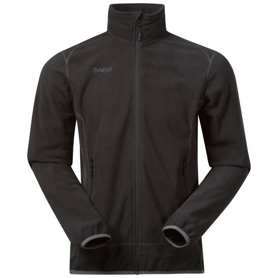 Ylvingen Jacket Fleecejakke Herre BLACK