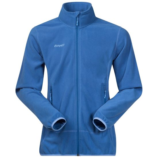 Ylvingen Jacket Fleecejakke Herre MIDBLUE/SUMMERB