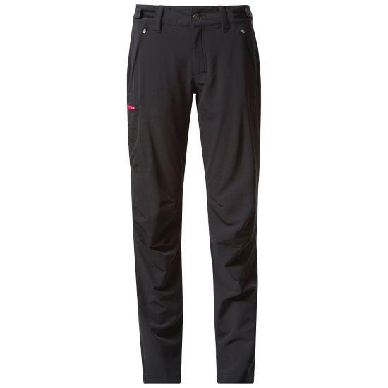 Torfinnstind Bukse Dame BLACK/HOT PINK