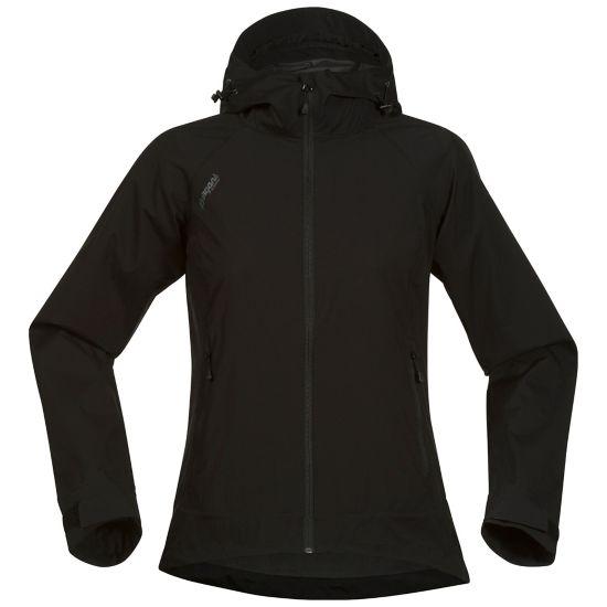 Microlight Softshell-jakke Dame BLACK