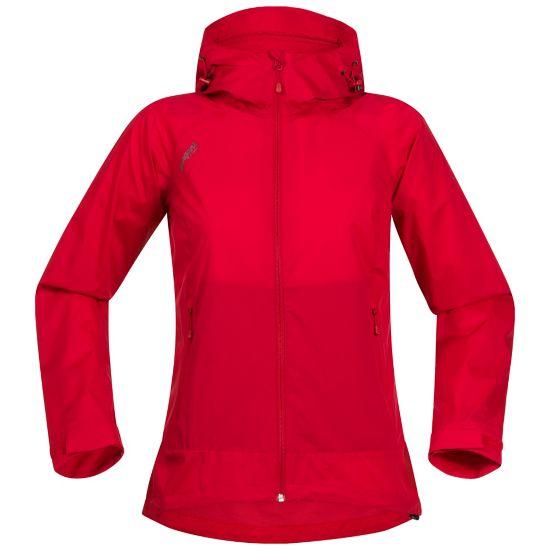 Microlight Softshell-jakke Dame RED
