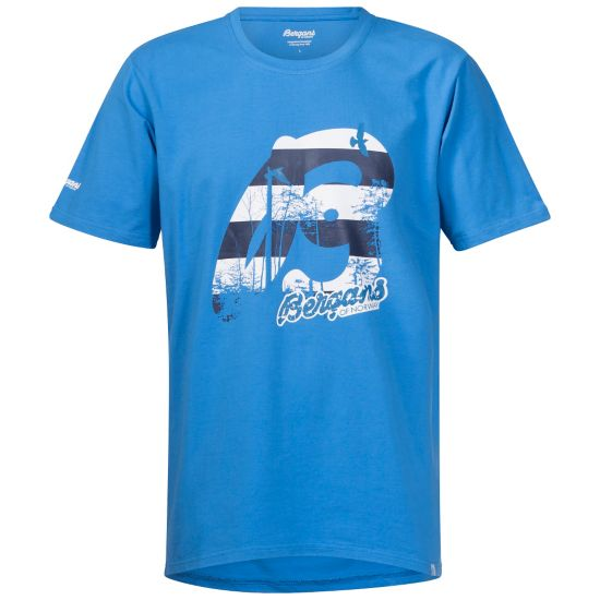 Forest T-skjorte Herre LT WINTERSKY/WH