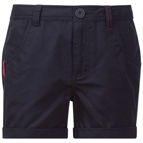 Holmsbu Shorts Junior NAVY/HOT PINK