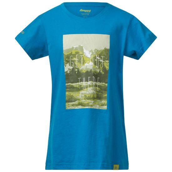 Nature T-skjorte Junior