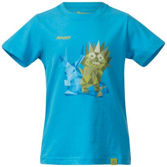 Troll T-skjorte Barn