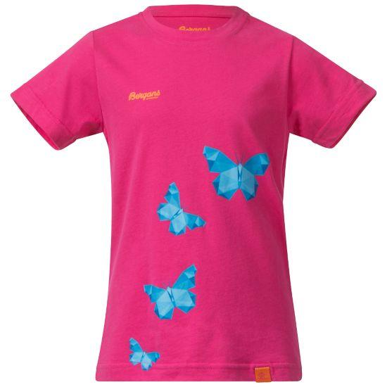 Butterfly T-skjorte Barn