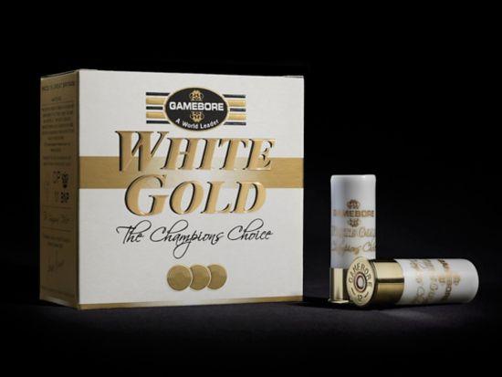 White Gold 12/70 24g US9 Bly Skeet