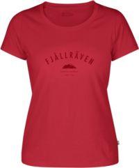 Trekking Equipment T-skjorte Dame