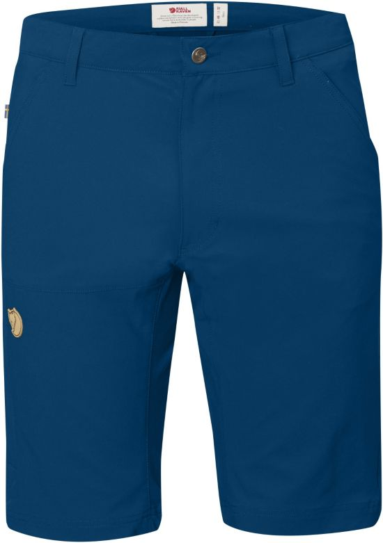 Abisko Lite Shorts Herre LAKE BLUE