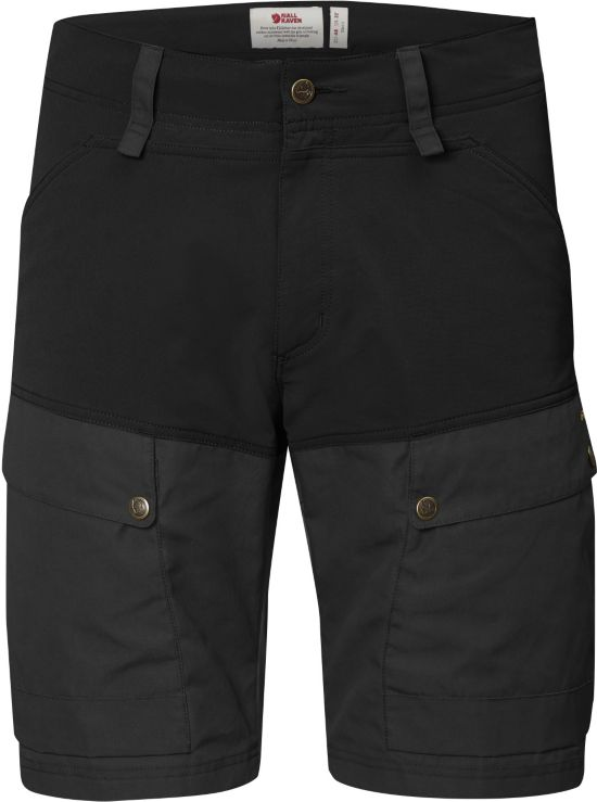 Keb Shorts Herre BLACK