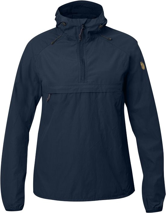 High Coast Wind Anorakk Dame NAVY