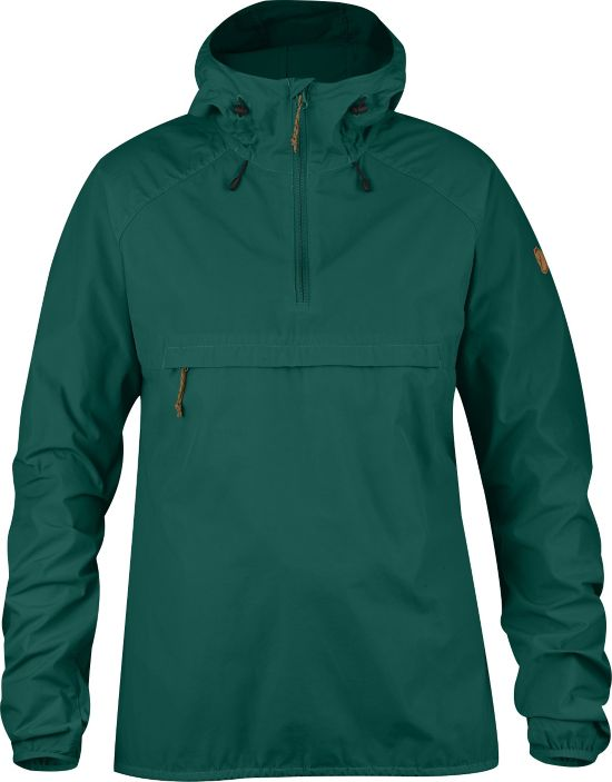 High Coast Wind Anorakk Dame COPPER GREEN