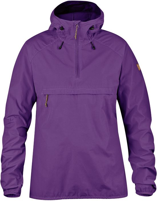 High Coast Wind Anorakk Dame PURPLE