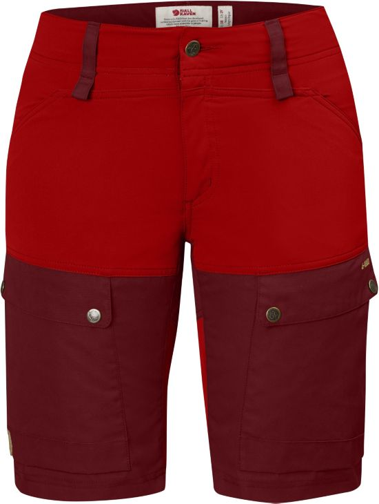 Keb Shorts Dame OX RED