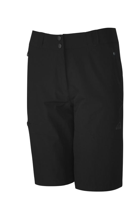 Cunco Bermuda Shorts Dame BLACK