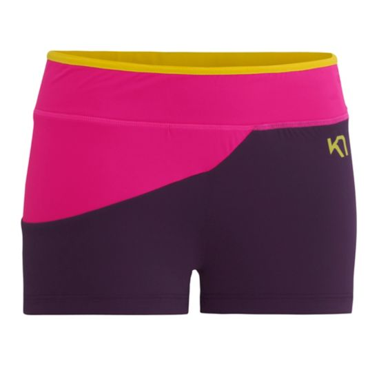 Trude Shorts Dame GRAPE