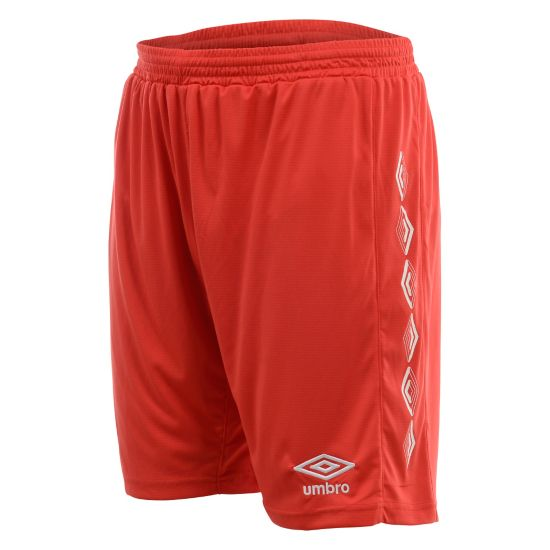 UX-1 Shorts JR RED / WHITE