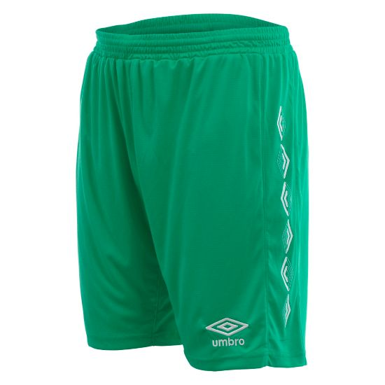 UX-1 Shorts JR GREEN / WHITE