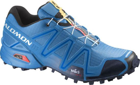 Speedcross Terrengløpesko Herre METHYL BLUE
