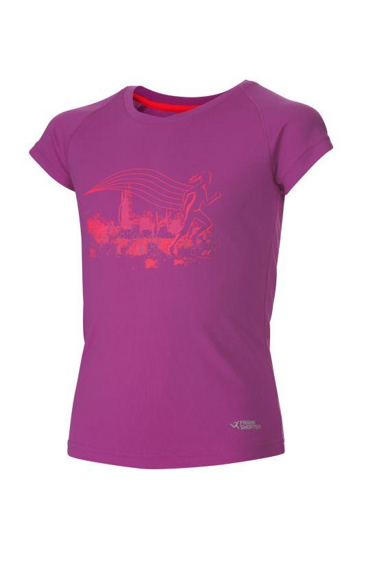 Rimini T-skjorte Jr VIOLET