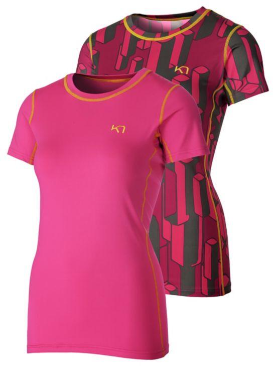 Sjølvsagt 2-Pack T-skjorte Dame