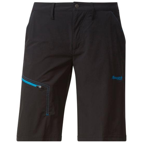 Moa Shorts Herre BLACK/BR SEABLU