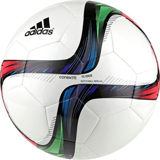 Conext Glider Fotball  WHITE/NGTFLA/FL