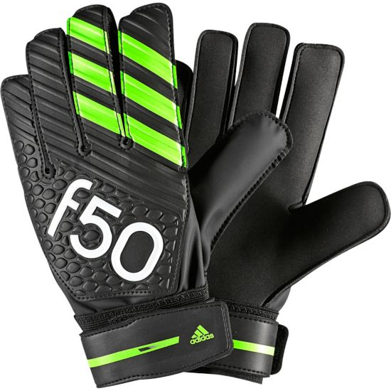 F50 Trainingpro Keeperhansker  BLACK/SGREEN/WH