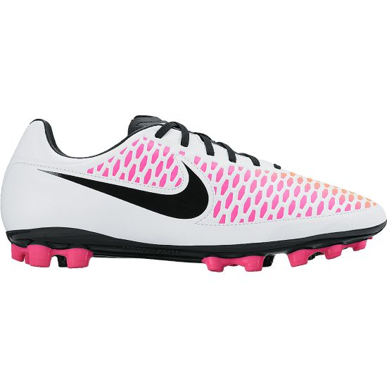 Magista Onda AG Fotballsko Kunstgress WHITE/BLACK-PIN