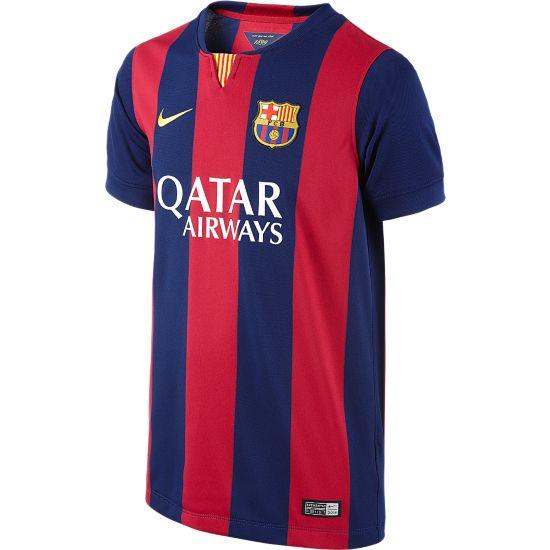 Barcelona Offisiell Hjemmedrakt 14/15 Jr.