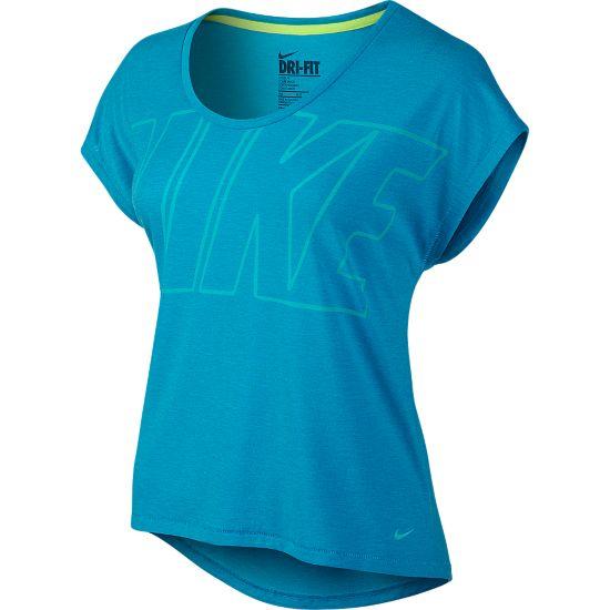 Club Boxy Logo T-skjorte Dame