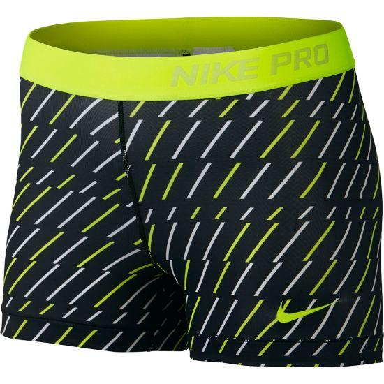 "Pro Bolt 3"" Shorts Dame"